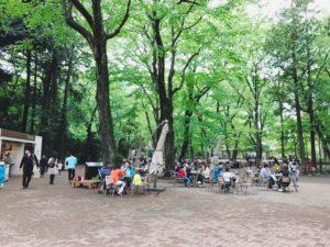 井の頭自然文化園 入園