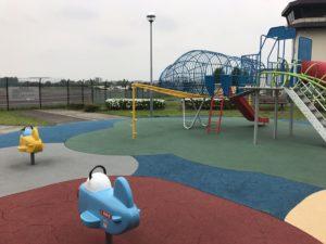 調布飛行場周辺 公園