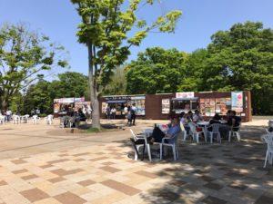 昭和記念公園 売店