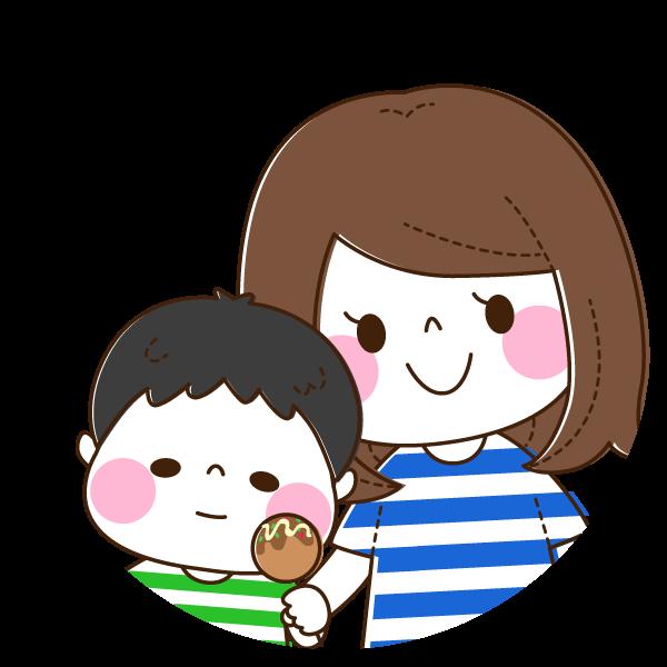 HANABI&息子